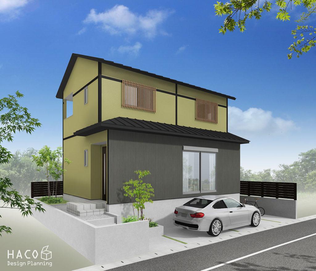 京都市山科区 戸建て住宅