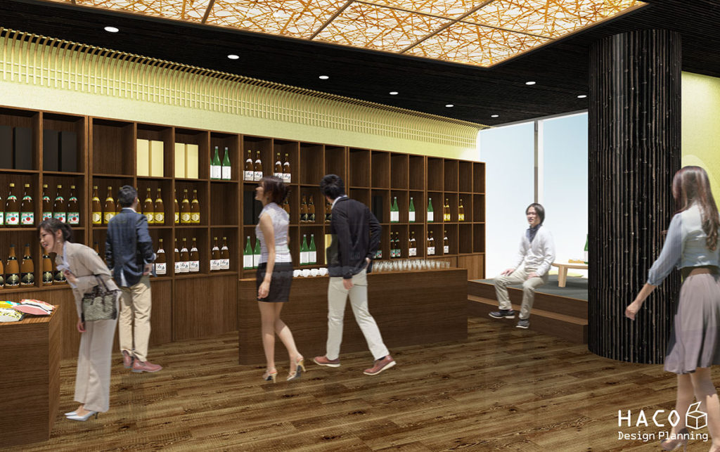 滋賀 設計士 住宅 中国上海 ショッピングモールテナント