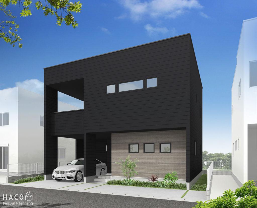 滋賀県野洲市 戸建て住宅